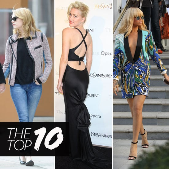 Best Dressed, Top Ten Best Dressed List This Week: Kate Moss, Olivia Palermo, Princess Mary & More!