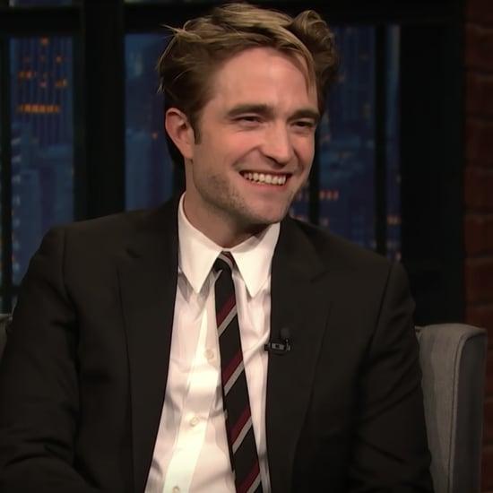 Robert Pattinson on Filming The Lighthouse on Seth Meyers