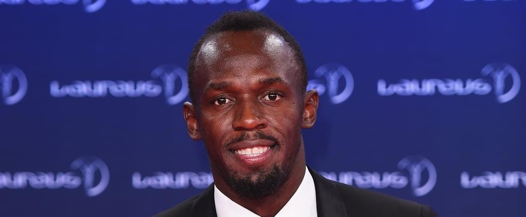 Usain Bolt and Kasi Bennett Welcome Twins
