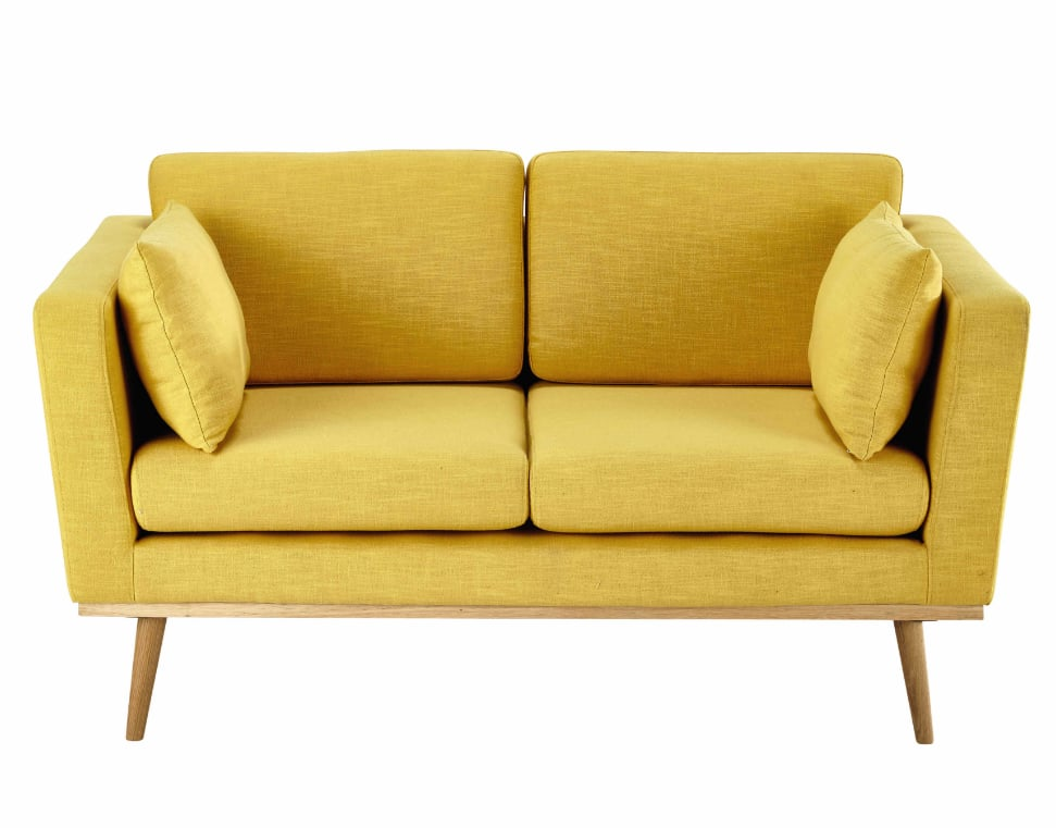 Maisons du monde uk cheap tendencia decorativa portobello for Sofa 1 80 breit