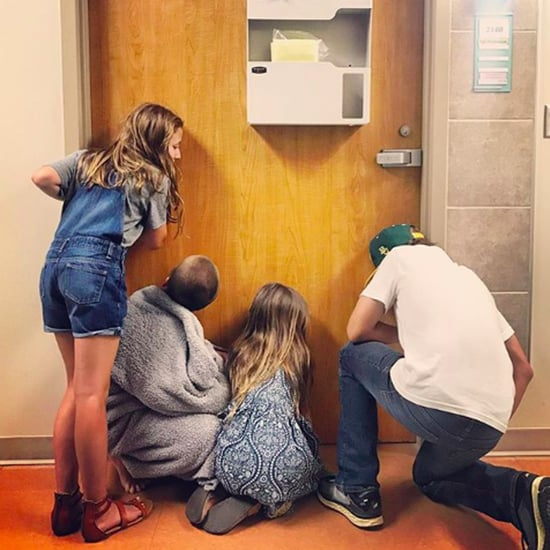 Joanna and Chip Gaines's Kids Waiting For Brother to Be Born