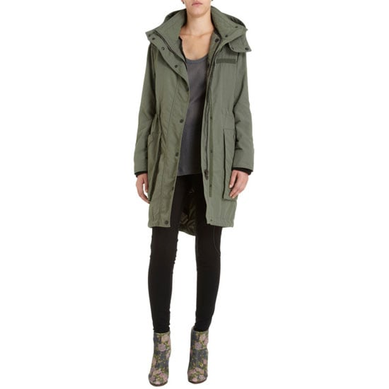 Jacket, approx $975, Rag & Bone at Matches