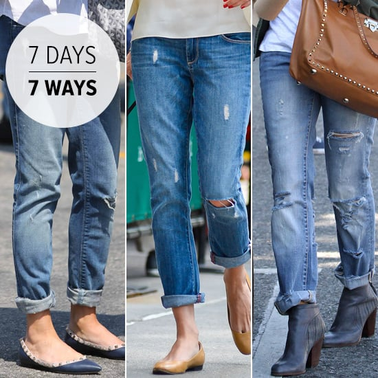 How to Wear Boyfriend Jeans: 12 Awesome Outfit Ideas