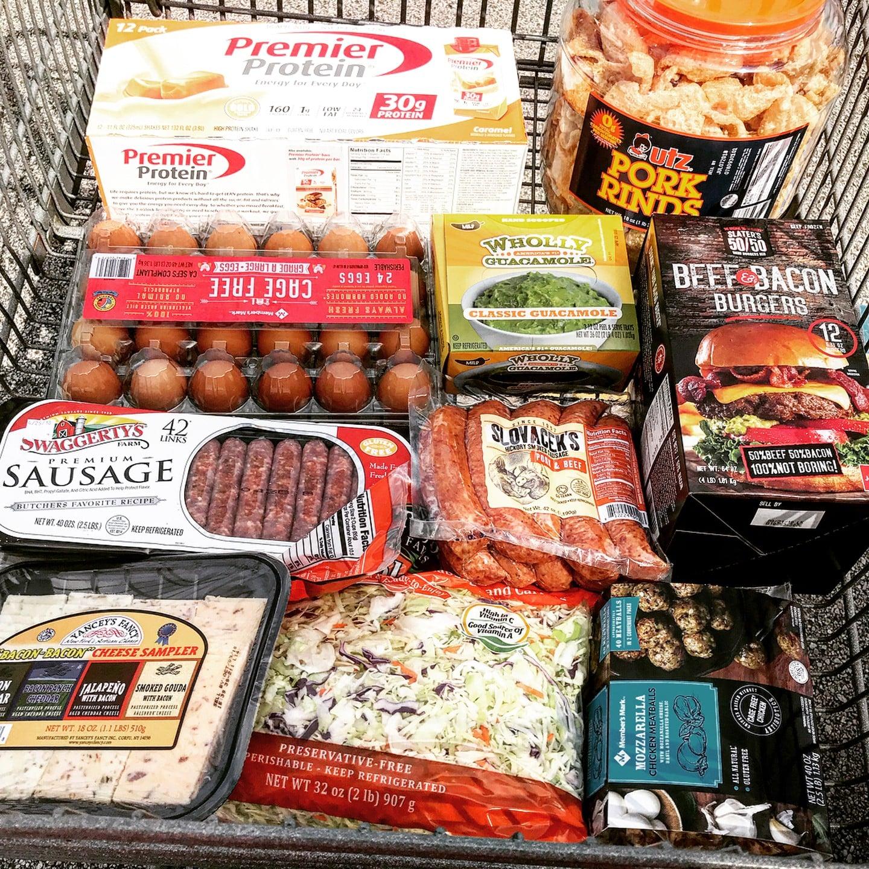 Sams Food Store >> Keto Sam S Club Food List Popsugar Fitness