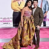 Nick Jonas and Priyanka Chopra at Isn't It Romantic Premiere