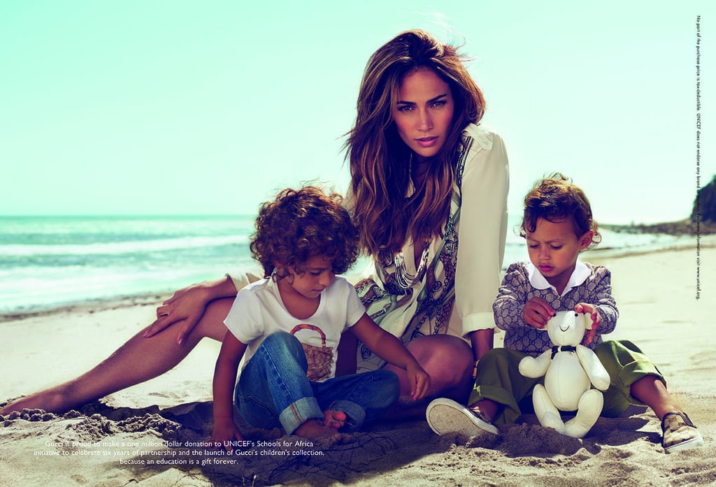 Global Watch: J.Lo Does Good For Gucci