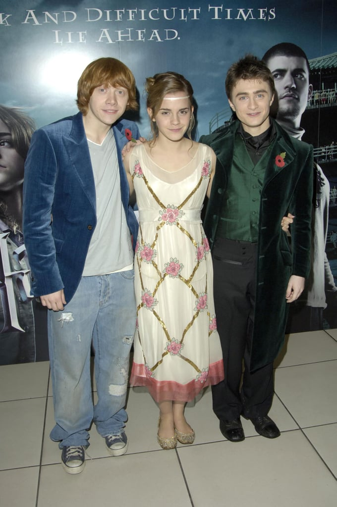 Harry Potter and the Goblet of Fire Premiere (2005)