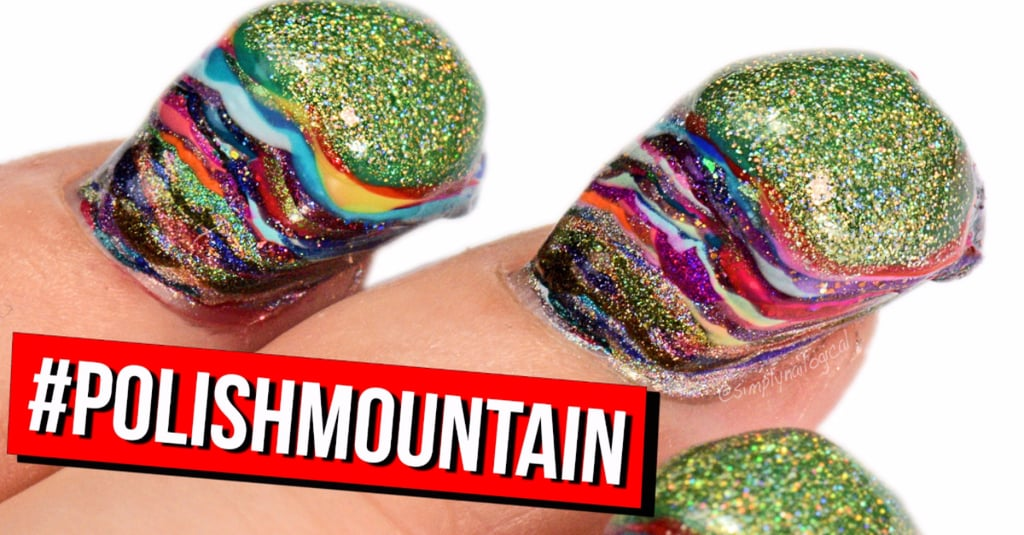 This Is What Your Nails Will Look Like With Over 100 Coats of Polish