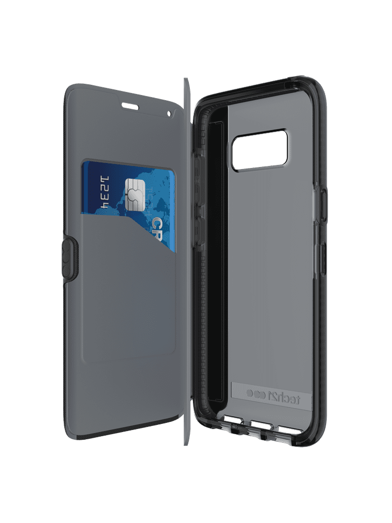 Tech21 Evo Wallet Case ($50, preorder)