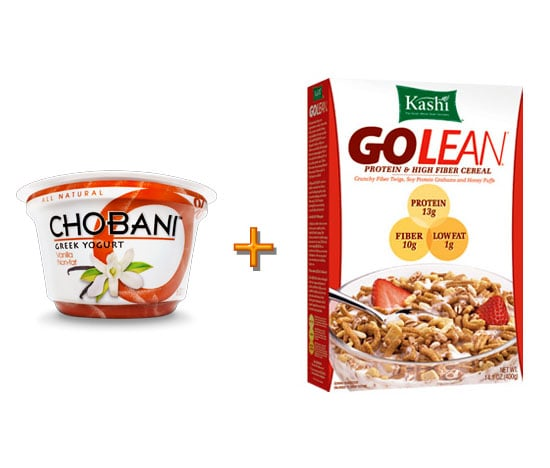 Choose High-Protein Snacks