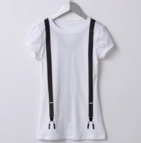 Abbey Dawn Suspenders Tee: Love It or Hate It?