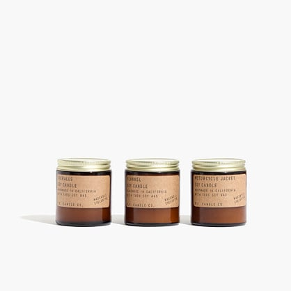 Madewell x P.F. Candle Co. Candle Set