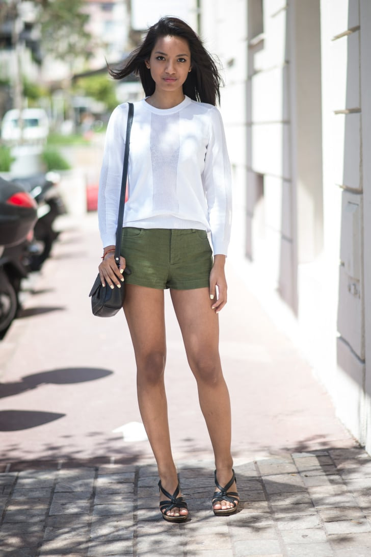 summer street style  over 30 street styled outfits to