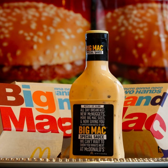 Where to Get McDonald's Bottled Big Mac Sauce