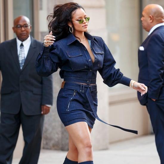 Rihanna's Best Street Style