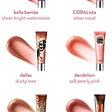 Benefit's Box 'o Powder Lip Glosses