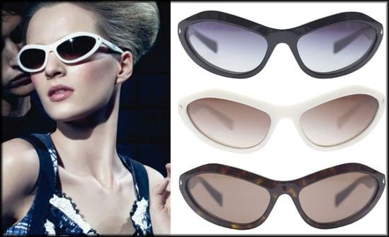 Prada's New Swing Retro-Inspired Sunglasses Hit Shelves in October
