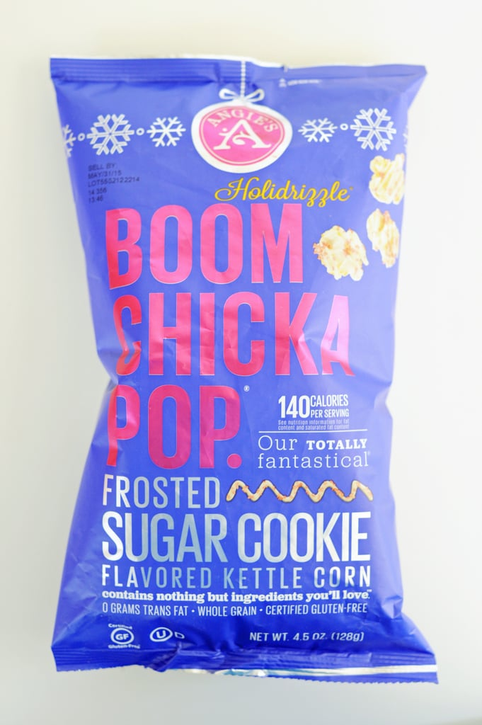 Angie's Holidrizzle Boom Chicka Pop Frosted Sugar Cookie