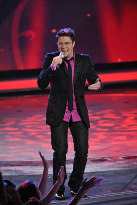Interview With Eliminated American Idol Contestant Danny Gokey