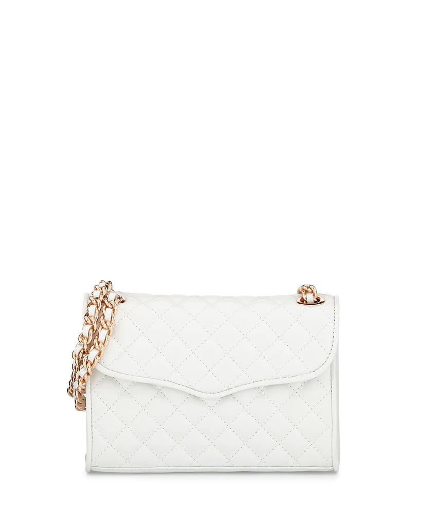 Rebecca Minkoff Quilted Affair Mini Shoulder Bag