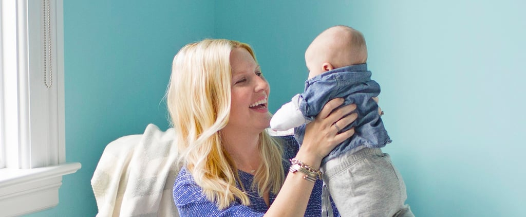 Mum's Letter to Baby Before Maternity Leave Ends