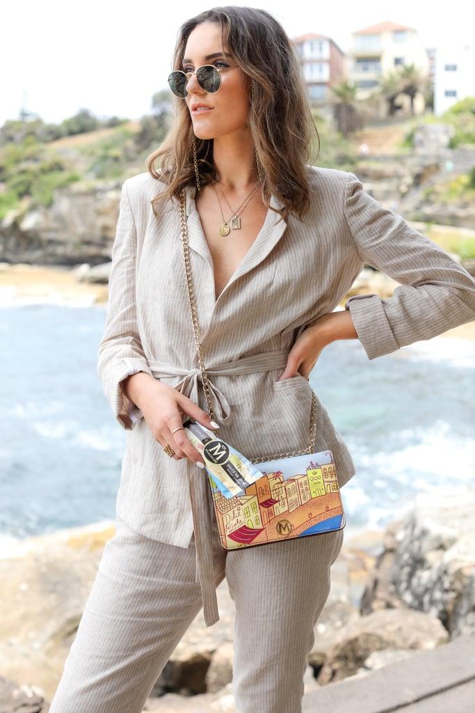 Holly Titheridge wearing Bec & Bridge