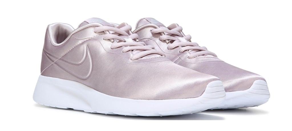 Nike Tanjun Satin Sneaker | We're