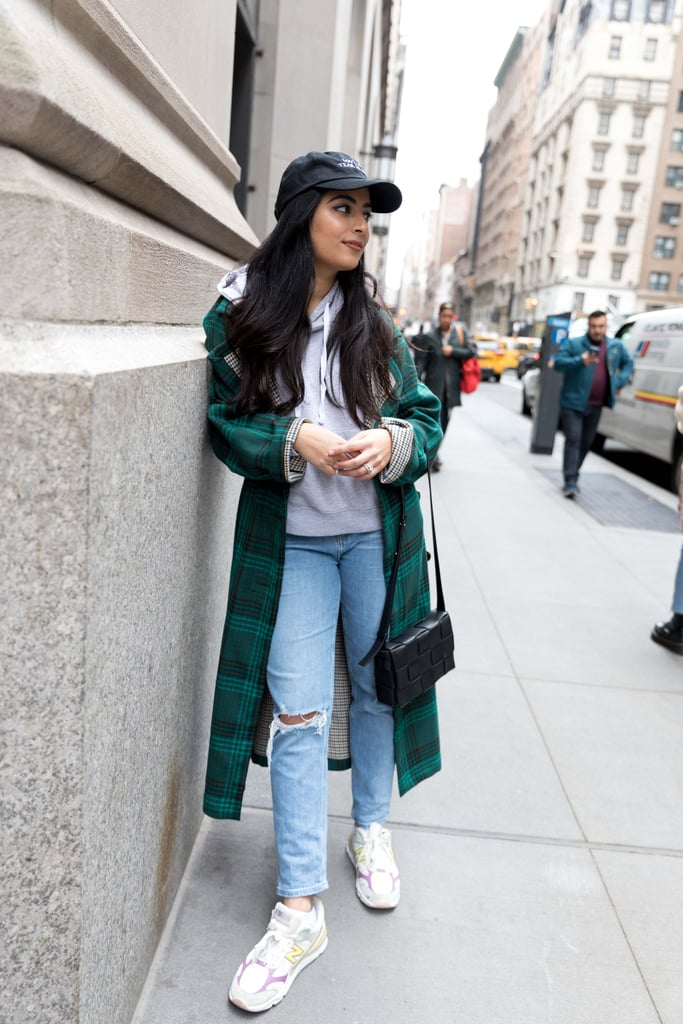 Look 1: Sporty Casual