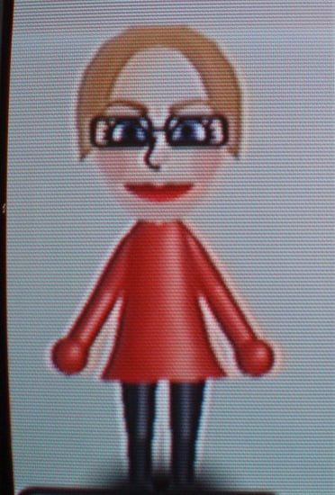 Send Geeksugar Your Personalized Mii !