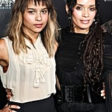 Zoe Kravitz and Lisa Bonet Pictures