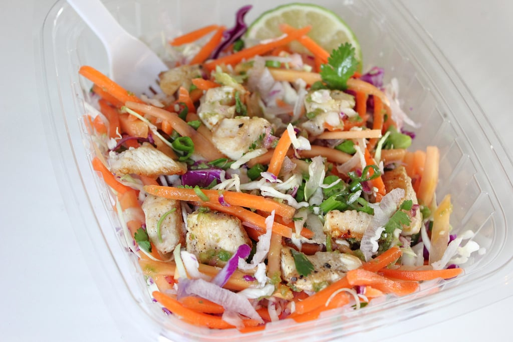 Trader Joe's Thai Citrus Chicken Salad