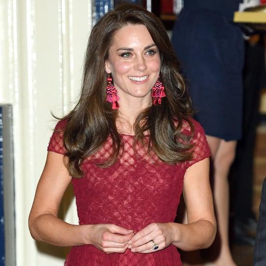 How Kate Middleton Works a Color Palette