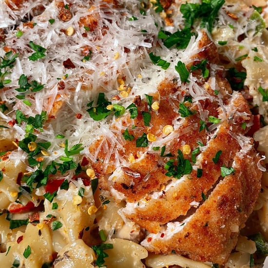 Copycat Cheesecake Factory Louisiana Chicken Pasta Recipe