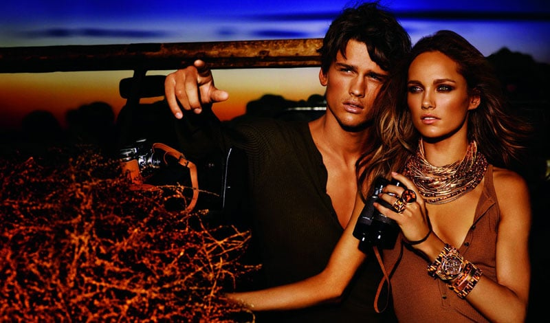 Michael Kors Spring 2012 Ad Campaign