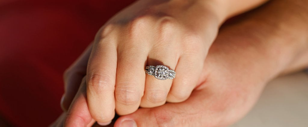 Woman Defends Her Small Wedding Band