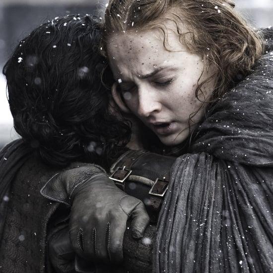 Reactions to Jon Snow and Sansa Stark's Reunion