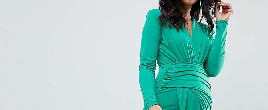 Best Fall Maternity Dresses