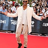 Shemar Moore at 2016 iHeartRadio Video Awards