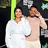 Chance the Rapper and Kirsten Corley Cute Pictures