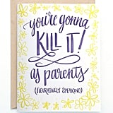 New Parents Card