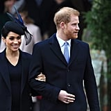 Meghan Markle Wearing Victoria Beckham's Clothing