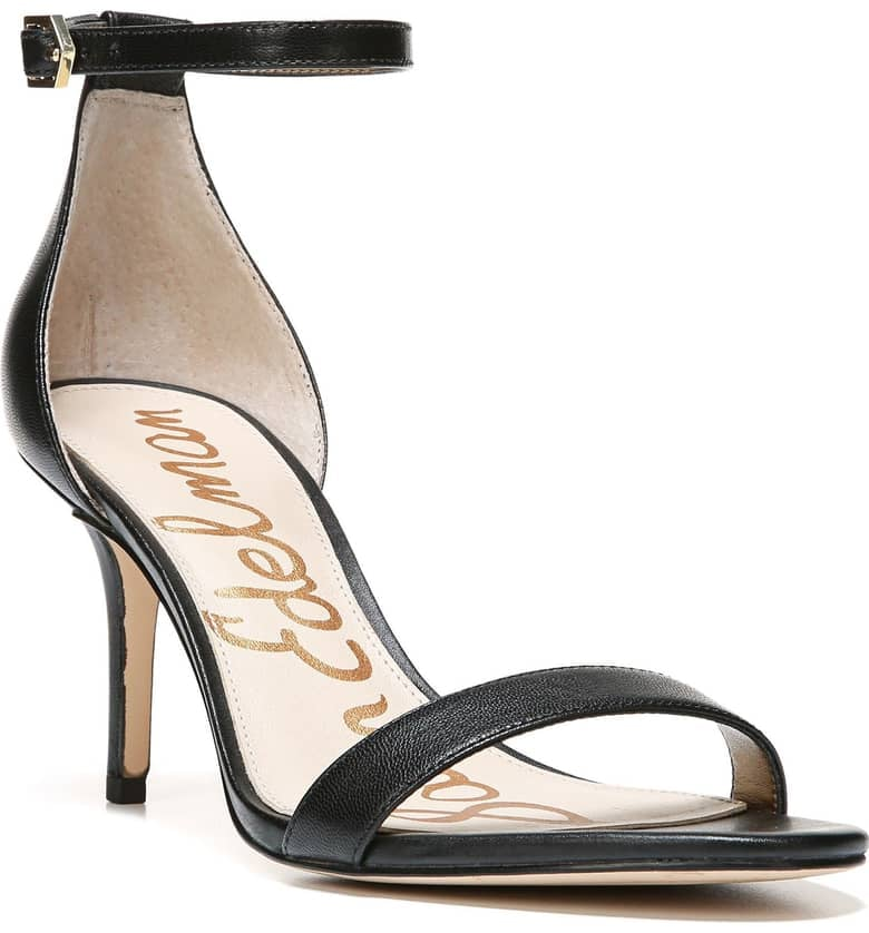 d2145b51145 Sam Edelman Patti Ankle Strap Sandal