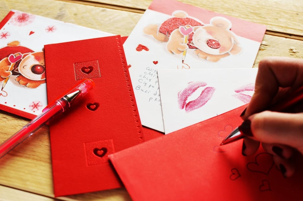 How to write a love letter to get sex