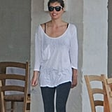 Jessica Biel Seen in Italy —as a Newlywed!