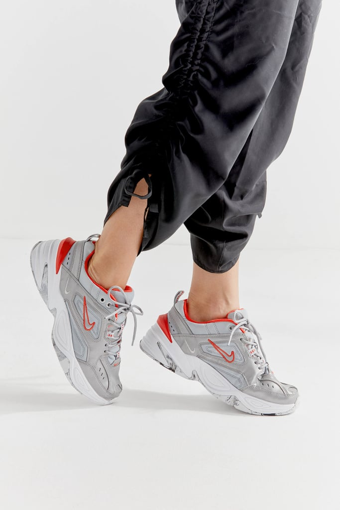 check out ba459 8aeca Nike M2K Tekno Metallic Sneakers