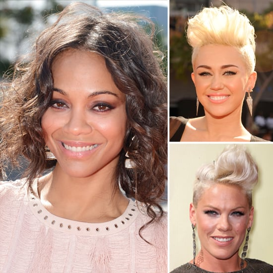 Round Up of the Best Beauty Looks From the 2012 MTV Video Music Awards