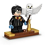 The Minifigures in the Lego Harry Potter Hedwig Set