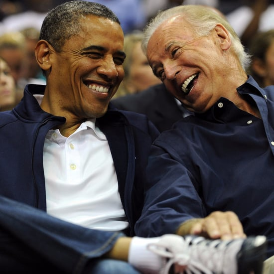 Obama Tweets Happy Birthday at Joe Biden, Bromance Continues