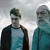 Dumbledore's Misstep