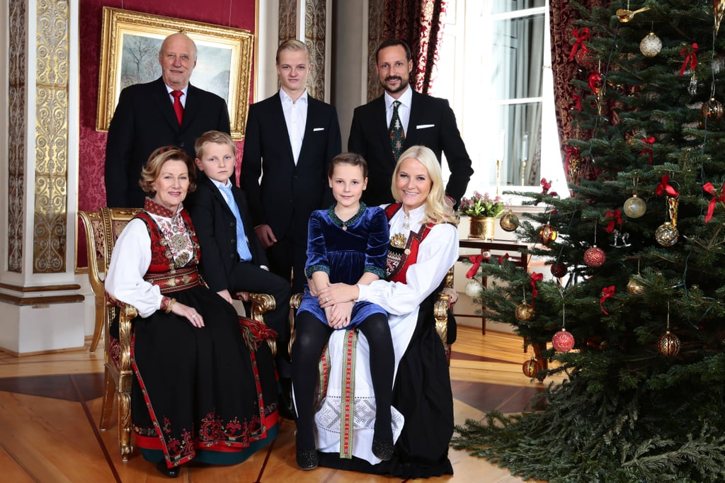 Norway Royal Family